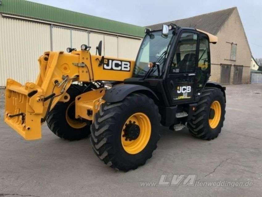 JCB 550-80 Agri - 2014