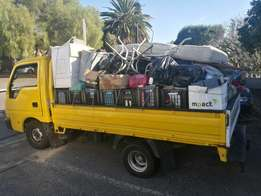Bakkie for hire call now