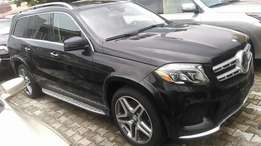 Brand new 2017 Mercedes-Benz GLS550 Super Suv. The king is back