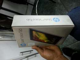 Tablet HP slate7 with simcard at 16,499 only