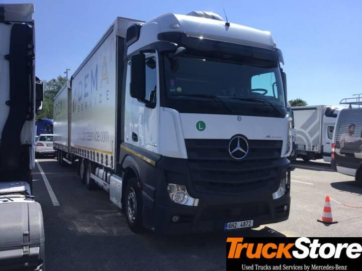 Mercedes-Benz Actros 2542 6x2 - 2015