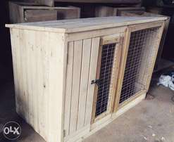 Beautifully Crafted Dog Cage / Dog Kernel for Sale