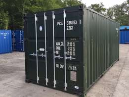 Distinctive & Wide Compilation Of GP/HC Containers Available For Sale