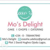 Cakes,Chops and catering services
