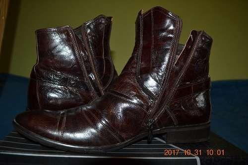 7908525e75d9 Мужские польские зимние ботинки на овчине Badura Diablo Винница -  изображение 4
