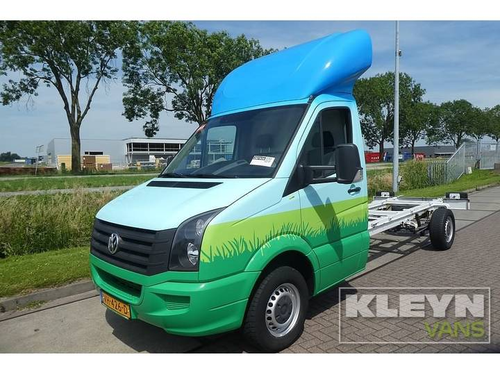 Volkswagen CRAFTER 35 2.0 TDI xlang chassis - 2014