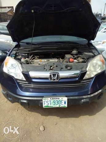 Honda CRV 2007 Model 6Month Used Very Clean Perfectly Condition Naija Ikeja - image 3