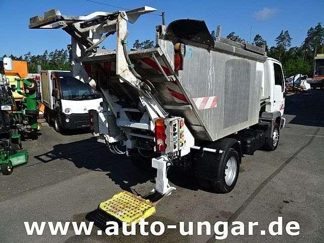 Mercedes-Benz Nissan Cabstar 35.10 PB M50T Müllwagen 3.500kg - 2006 - image 11