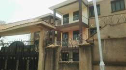 3 bedrooms, 2toilets classic apartment in ntinda near main at 900k