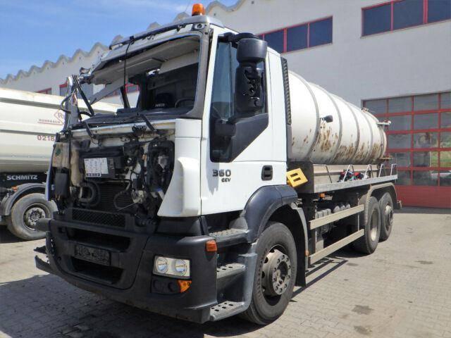 Iveco AD260S36 *EEV* Saug und Druckwagen 15 m? - 2012