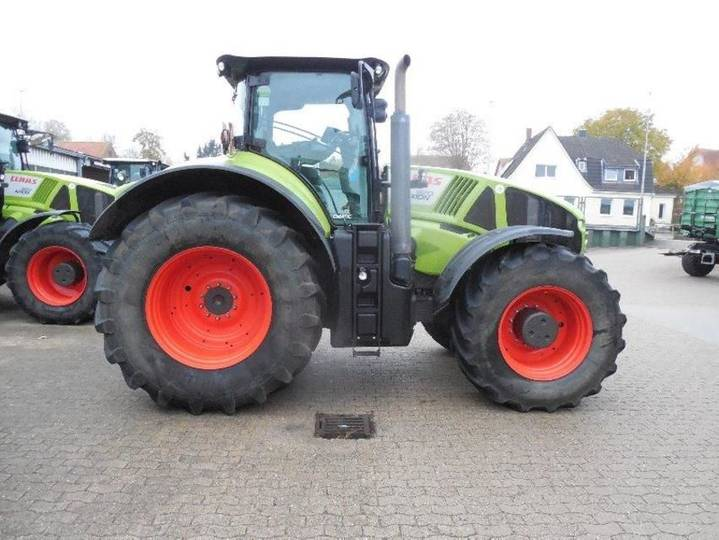 Claas axion 920 - 2013