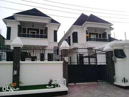 nicely built five bedroom duplex at osapa