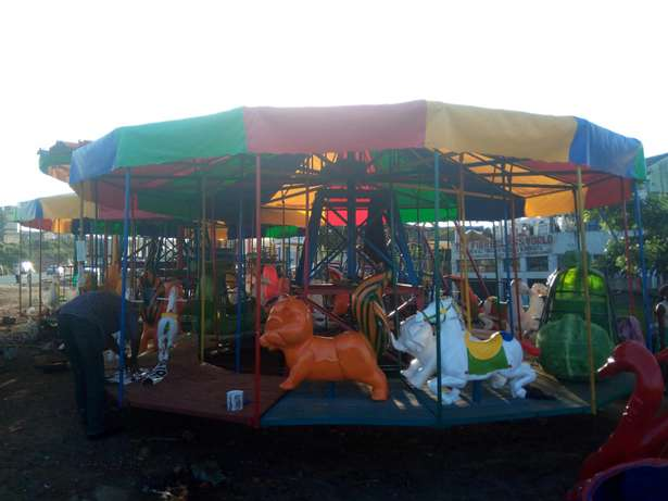 Brand new 24 Horse like merry go round on sale Nairobi CBD - image 2