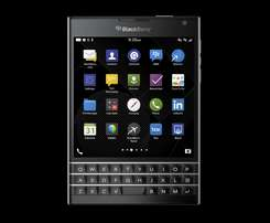 Brand New BlackBerry Passport at 24,000/= Fixed 1 Year Warranty - Shop