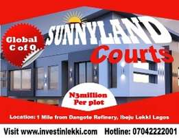 Discover the latest investment opportunity in Ibeju Lekki Lagos