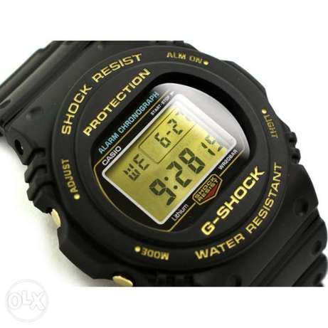 Casio G-Shock 35th Year Anniversary Limited Edition