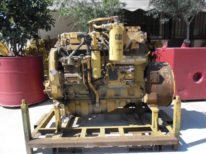 Caterpillar 16H 3196 5ED engine for grader