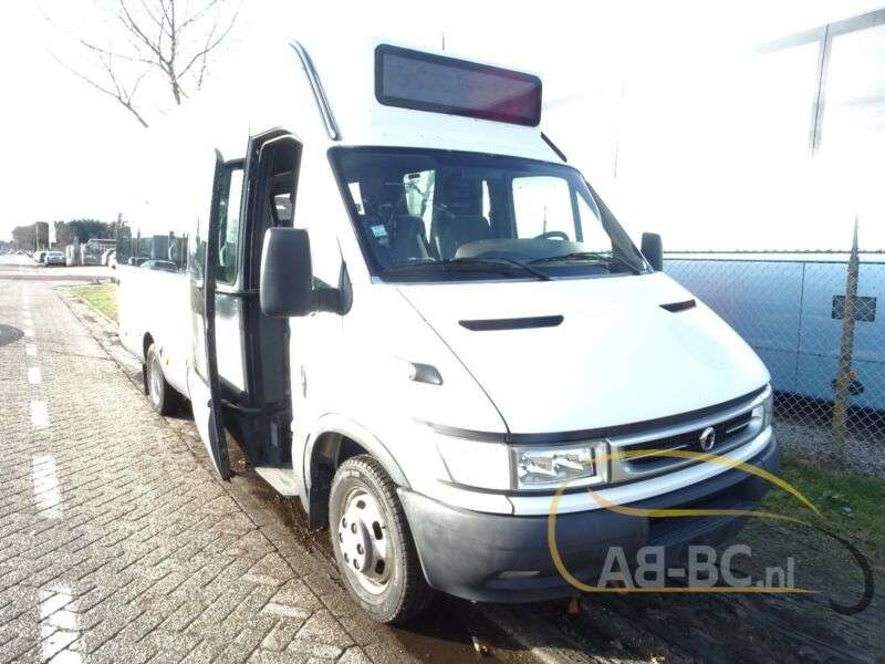 Iveco Daily 50c15 20 Seats Euro3 - 2006