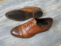 Чоловічі класичні туфлі броги з натурал. шкіри Ікос 659b25490d9bf