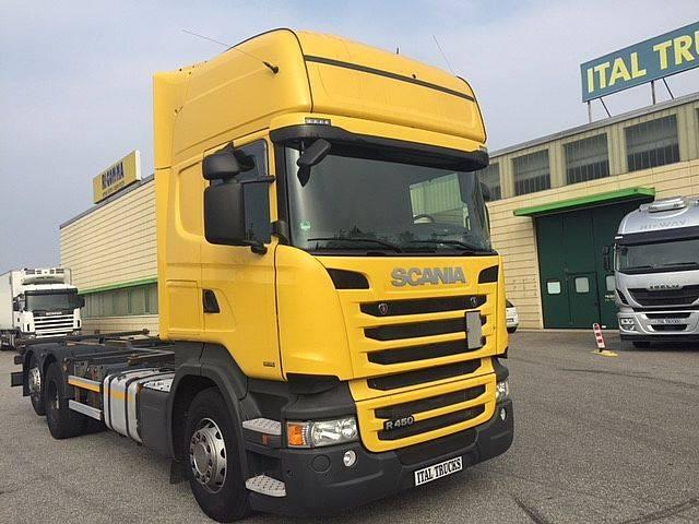 Scania R 450 - 2012