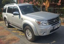 Ford Everest with ONLY 61000km!!!