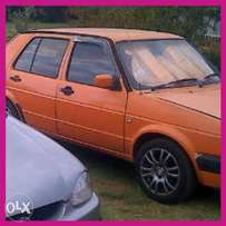 For Sale- GOLF MK 2, 1.8