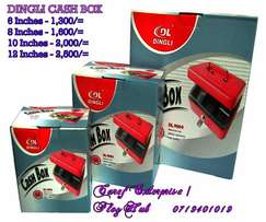 Cash boxes from Kshs. 1,300.00