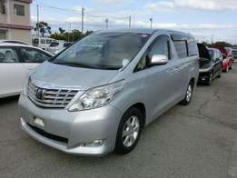 Toyota Alphard,best deal,not used locally,brand new car,price dropped