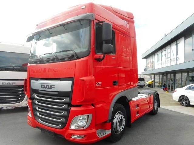 DAF XF 460 FT SPACE CAB - 2016