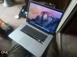 Apple Macbook Pro Intel Corei7 500gb/8gb 1gb Nvidia