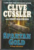 The Skeleton Road - Val McDermid and Spartan Gold - Clive Cussler