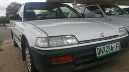Honda Ballade 160i 16V 1990 model for sale