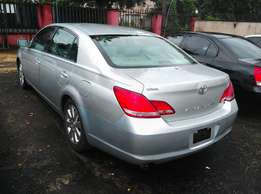 Foreign Used Toyota Avalon - 2007 For Sale