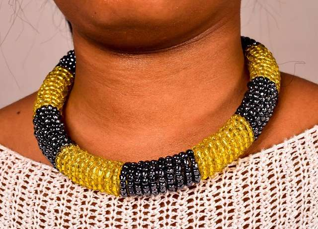 Beaded Rope Necklace at Wholesale Price City Centre - image 4