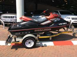 Seadoo RXP 215 super charged