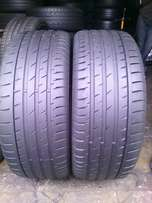 255/55/R18 on special for sale each tyre is R800