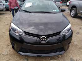 Toyota Corolla 2014 from US