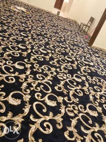 Turkish latest design carpet