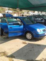 Vw Polo classic for sale 2005 model