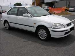 Honda Ballade in a very good condition for sale