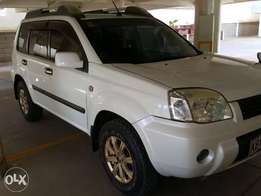 Nissan Xtrail 2006 fully loaded