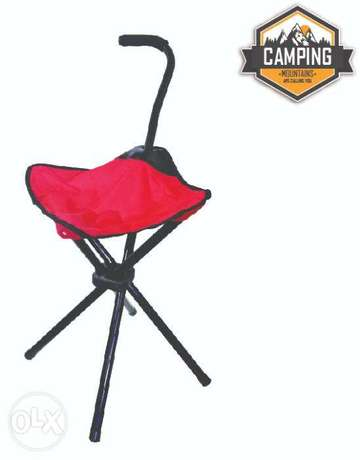 Brand New 4 Legs Folding Camping Chair