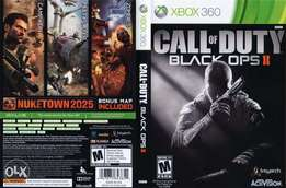 Used Call of Duty Black Ops II for Xbox 360