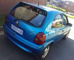 Opel corsa 1.3i for R24.000 Not negotiable