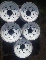 "Land Rover 15"" rims"