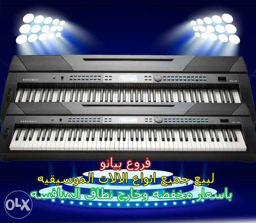 The most powerful piano supports MIDI feature