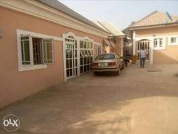 To LET apad shelter ,one bedroom flat in kubwa Abuja Arab road