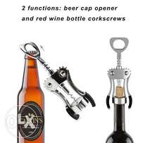 Quality wine and bottle opener