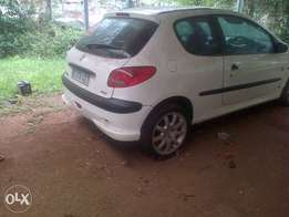 206 peugeot 1.4 for sale