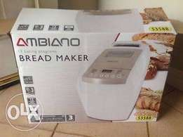 Ambiano Dual kneading blade bread maker